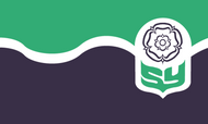 South Yorkshire Flag
