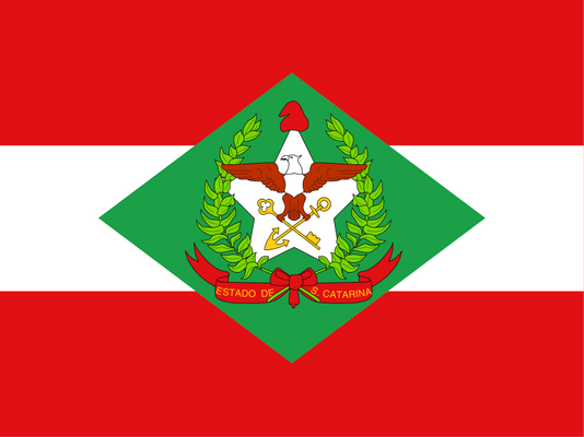Santa Catarina Flag