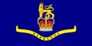 Barbados Governor-General Flag