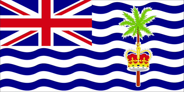 British Indian Ocean Territory National Flag