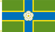 North Riding Display Flag