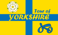 Tour of Yorkshire St George Flag