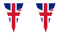Union Jack Bunting (triangular)