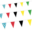 Yorkshire Rose Rainbow Jersey Bunting