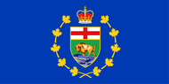 Manitoba Lt Governor Flag