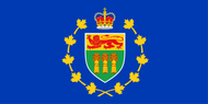 Saskatchewan Lt Governor Flag