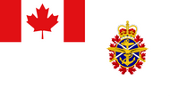 Canadian Chief of the Defence Staff Flag