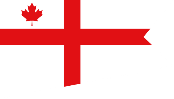 Canadian Commander of either the Atlantic or Pacific Fleets Flag