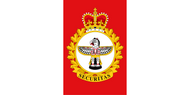 Canadian Security Branch Camp Flag (eg. Military Police)