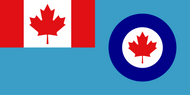 Canadian Air Command Flag