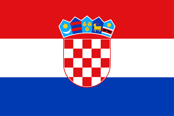 Croatia Civil Ensign