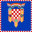 Croatia Presidential Flag