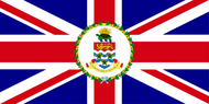 Cayman Islands Governor Flag