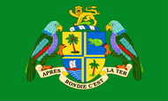 Dominica Presidential Flag