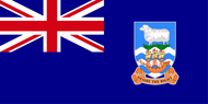 Falkland Islands National Flag