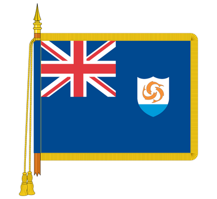 Ceremonial Antarctica Flag