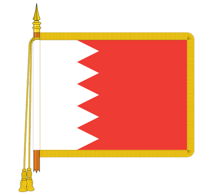 Ceremonial Bangladesh Flag