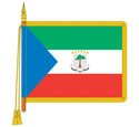 Ceremonial Eritrea Flag