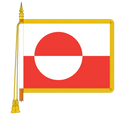 Ceremonial Guam Flag