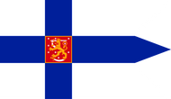 Finland Naval Ensign