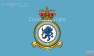 RAF Logistics Wing Flag