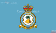 RAF 4 Flying Training School Flag