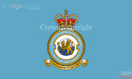 RAF 1 (Tactical) Police Squadron Flag