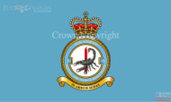 RAF 3 Regiment Squadron Flag