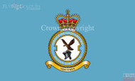 RAF 2 Group Headquaters Flag
