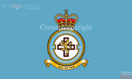 RAF 34 Regiment Squadron Flag