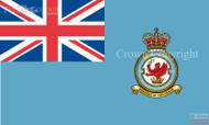 RAF 54 Signals Unit Ensign