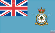 RAF 4 Field Communications Squadron Ensign