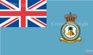 RAF 4 Flying Training School Ensign