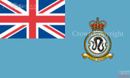 RAF 26 Regiment Squadron Ensign