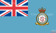 RAF 1 Expoditionary Logistics Squadron Ensign