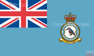 RAF 591 Signals Unit Ensign