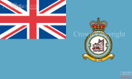 RAuxAf 501 (County of Glouster) Squadron Ensign