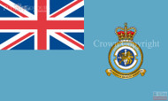 RAF 7 Police Squadron Ensign