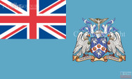 RAF Cranwell College Coat of Arms Ensign