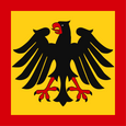 Germany Presidential Flag