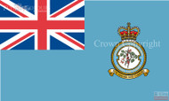 RAF 5 Information Services Squadron Ensign