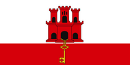 Gibraltar City Flag