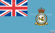 RAF 1 Regiment Squadron Ensign
