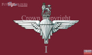 1 Parachute Regiment flag