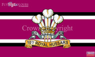 10th Royal Hussars flag