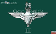 3 Parachute Regiment flag
