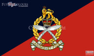 Gurkha Staff and Personal Suppport Branch flag