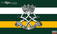 Household Cavalry / Royal Armoured Corps The Royal Yeomanry flag