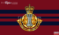 Leicestershire and Derbyshire Yeomanry flag