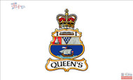 Queens Officer Training Corps Belfast flag